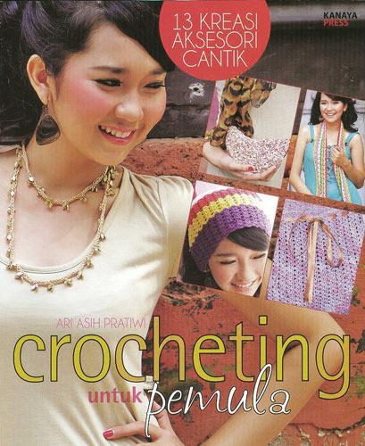 Buku Crocheting Untuk Pemula
