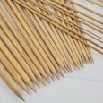 Jarum knit bambu breien 35cm