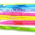 Jarum rajut plastik akrilik