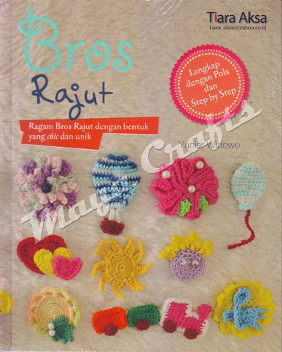Buku Bros Rajut