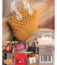 Back cover Clutch Bag Crochet