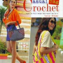 Buku Rajut Tas Casual Bag Crochet