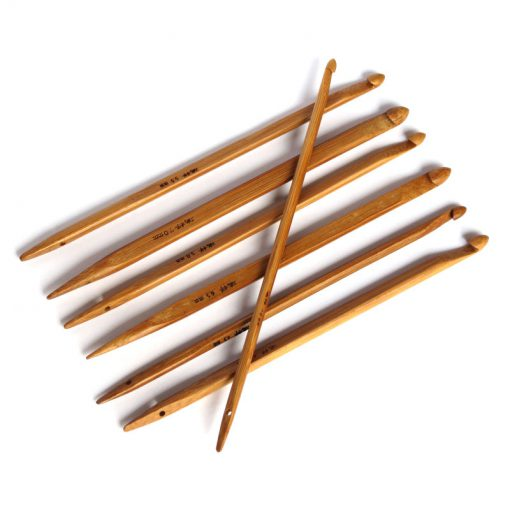 alat-rajut-knook-knitting-hook-bambu