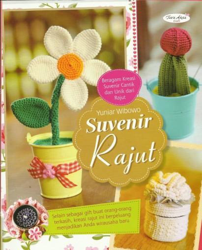 Buku Suvenir Rajut