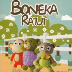 Buku Boneka Rajut