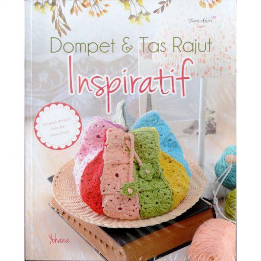 Buku Dompet & Tas Rajut Inspiratif