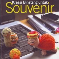 Buku Kreasi Binatang untuk Souvenir