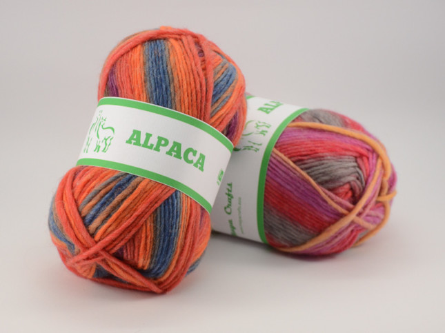 Benang rajut alpaca worsted (2)