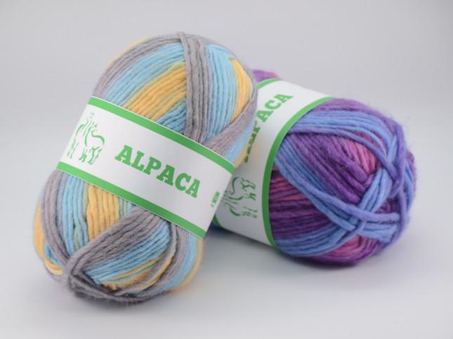 Benang rajut alpaca worsted (3)