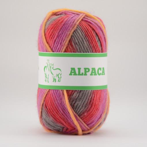 Benang rajut alpaca worsted (4)