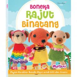 Boneka-Rajut-Binatang