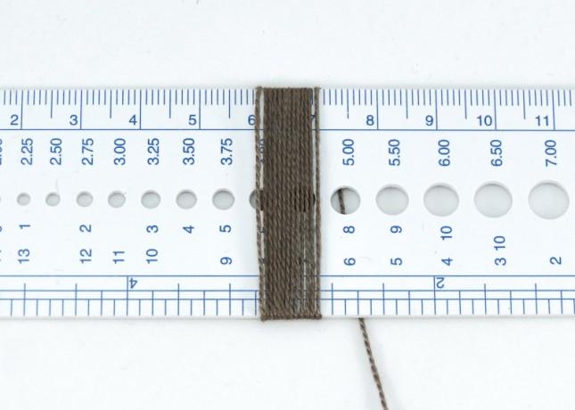 Ukuran benang katun lace
