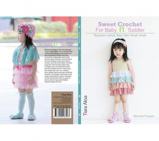 Buku-Sweet-Crochet-For-Baby-n-Toddler