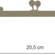 H01 Ukuran Behel