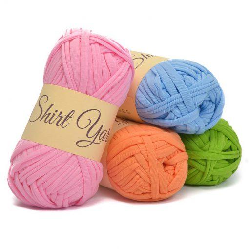 Benang rajut kaos t shirt yarn
