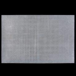 Plastic canvas kotak lembaran 33x50cm