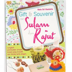 Buku Gift & Souvenir Dari Sulam & Rajut