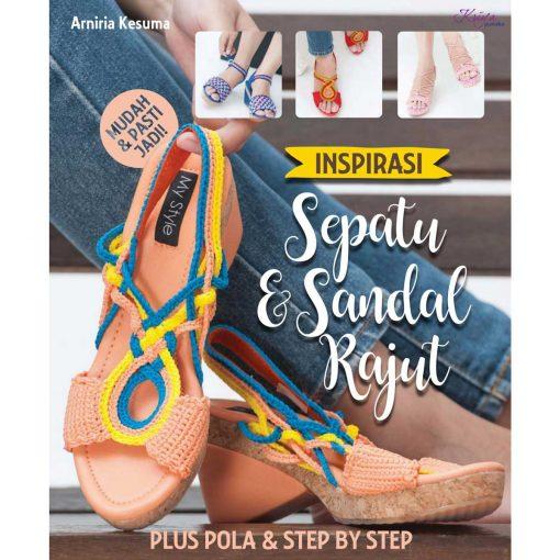 Buku Inspirasi Sandal & Sepatu Rajut 1
