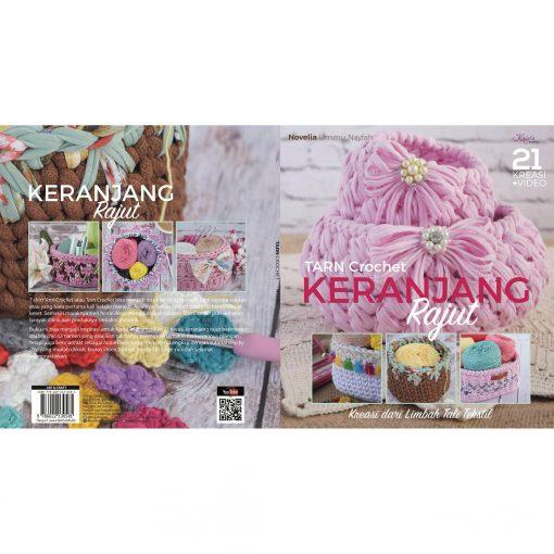 Buku Tarn Crochet Keranjang Rajut 1