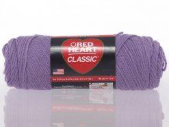 Benang Rajut Red Heart Classic - Lavender