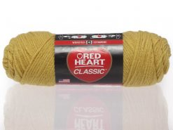Benang Rajut Red Heart Classic - Honey Gold