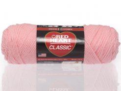 Benang Rajut Red Heart Classic - Pink
