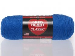 Benang Rajut Red Heart Classic - Skipper Blue