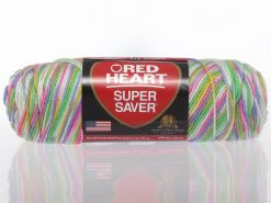 Benang Rajut Red Heart Super Saver - Sherbet Print