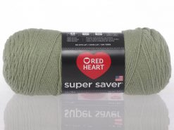 Benang Rajut Red Heart Super Saver - Frosty Green