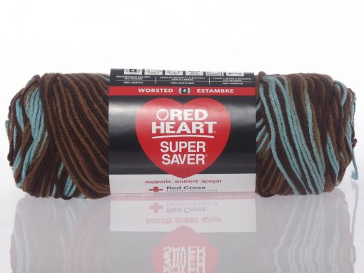 Benang Rajut Red Heart Super Saver – Earth & Sky 1
