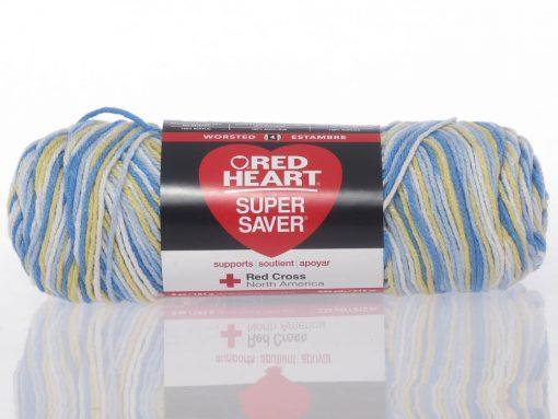 Benang Rajut Red Heart Super Saver – French Country 1
