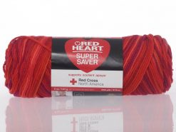 Benang Rajut Red Heart Super Saver - Chili
