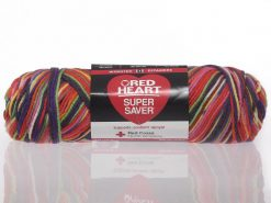 Benang Rajut Red Heart Super Saver - Butterfly