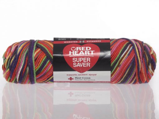 Benang Rajut Red Heart Super Saver – Butterfly 1