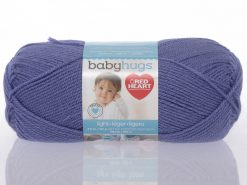 Benang Rajut Red Heart Baby Hugs - Lilac