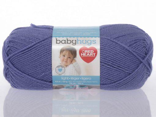 Benang Rajut Red Heart Baby Hugs – Lilac 1