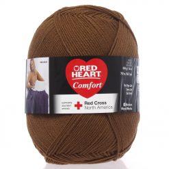 Benang Rajut Red Heart Comfort Yarn - Mocha