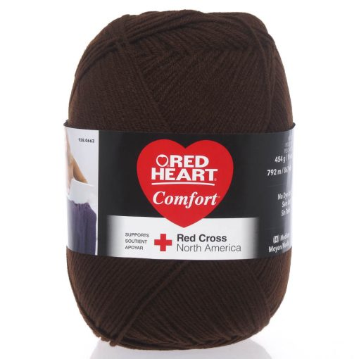 Benang Rajut Red Heart Comfort Yarn – Java 1
