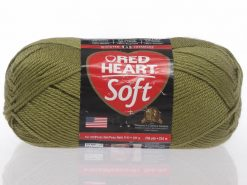 Benang Rajut Red Heart Soft Yarn - Leaf
