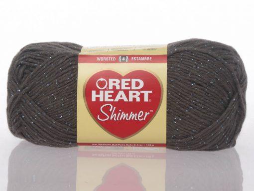 Benang Rajut Red Heart Shimmer – Pewter 1