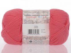 Benang Rajut Red Heart Anne Geddes - Coral