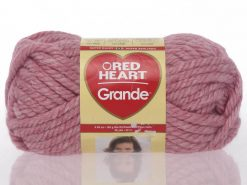 Benang Rajut Red Heart Grande - Currant