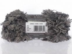 Benang Rajut Red Heart Boutique Fur - Smoke