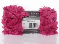 Benang Rajut Red Heart Boutique Fur - Azalea
