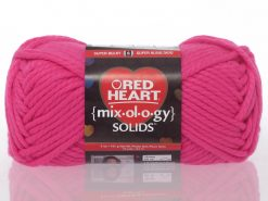 Benang Rajut Red Heart Mixology Solids - Pink